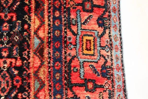 Persiškas Senneh vilnonis kilimas